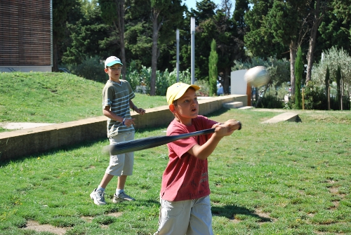 Stage Sportifs : Baseball initiation